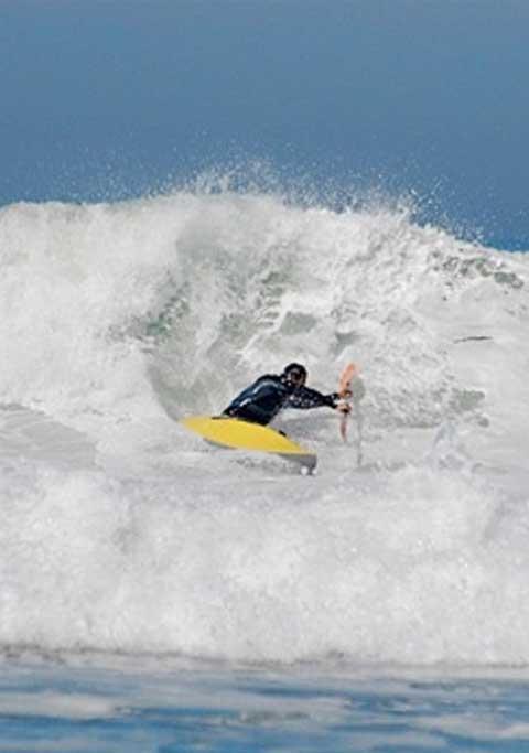 KAYAK-SURF en Cantabria